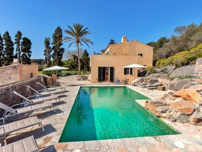 Photo for Cala San Vicente Villa, Sleeps 8 with Pool and Air Con