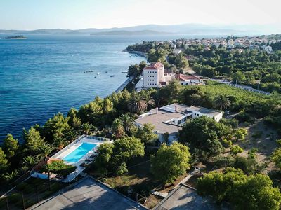 Photo for Villa Peljesac Majestic – A Beautiful 8 Bedroom Villa –Short Stroll Down the Path to the Beach
