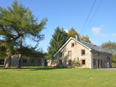 Photo for Large and cozy home on the edge of the High Fens and the crosscountry ski tracks