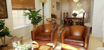 Photo for Enjoy casual elegance and comfort close to downtown and wineries - Pet friendly