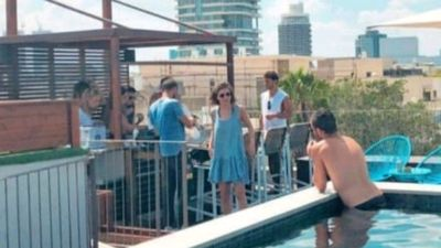 Photo for The real Tel Aviv - Gordon Street Penthouse with swimming pool