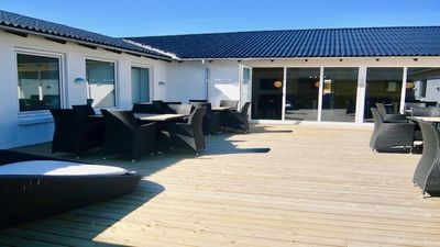 Photo for Holiday house Harboøre for 1 - 30 persons with 11 bedrooms - Holiday home