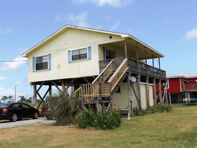 Photo for Beautiful Beach Home only steps away from the White sandy Gulf Beaches!