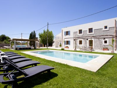 Photo for Ideal Villa To Spend A Great Summer Holidays To Relax and Enjoy.