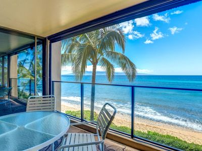 Photo for K B M Hawaii: Ocean Views, Upgraded and remodeled! 2 Bedroom, FREE car! Nov Specials From only $231!