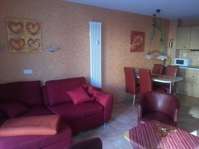 Photo for 2 apartments house aft Diek apartment A2 and A3 apartment - House Dwarslöper / House aft Diek