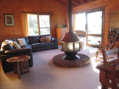 Photo for Treetops Retreat - Great location and panoramic views