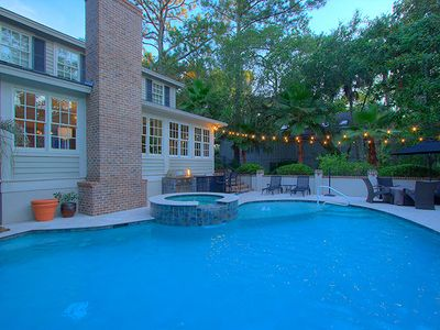 20 Canvasback - 4th Row Luxury Home + Guest House w/ Private Pool & Spa