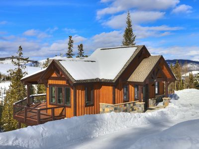 Photo for Shadows Summit: 4 BR / 4.5 BA condo in Breckenridge, Sleeps 16