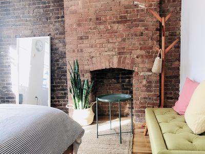 Photo for Bright/Relaxed home, middle of Hipster Lower East!