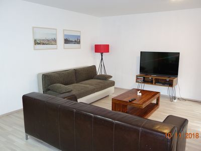 Photo for Large, centrally located, quiet 2 room apartment in the center of Tübingen