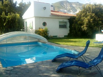 Photo for Self catering cottage La Casita del Valle for 6 people