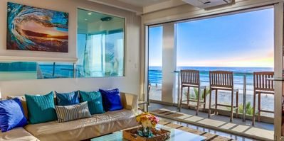 Photo for Unmatched Modern Oceanfront Penthouse, Sweeping Ocean Views!