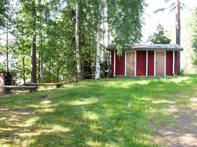 Photo for Vacation home Niemeke (FIJ017) in Leppävirta - 6 persons, 2 bedrooms