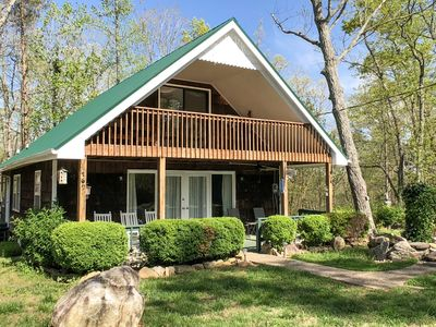 Photo for Green Garden Chalet - Mr Lake Lure Vacation Rentals