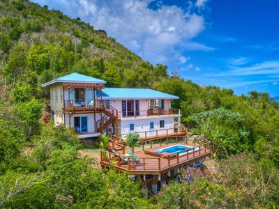 ❤️✨Tranquil, Secluded Whale Watch, 2 bed + pool✨❤️
