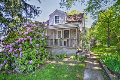 Head to this Morgantown home for a restful vacation!