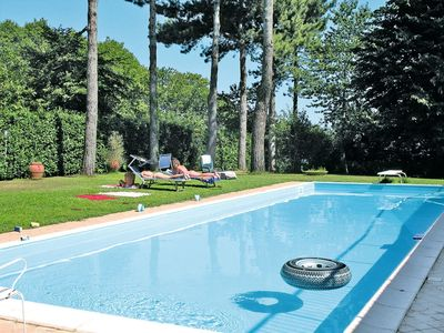 Photo for Beautiful apartment for 14 people with private pool, WIFI, TV and parking