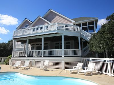 Photo for Two Easy: Keyless entry, private pool and hot tub awaits you!