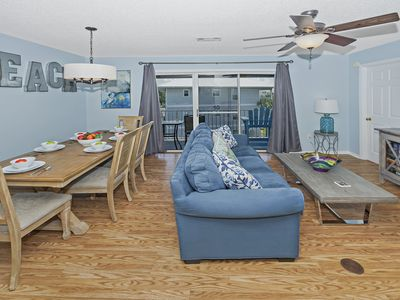 Photo for UNIT 433. OPEN 4/16-23 NOW ONLY $1304 TOTAL! UPGRADES GALORE!