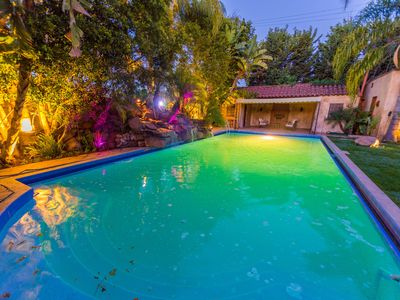 Photo for Spanish Villa with Pool and Guest House
