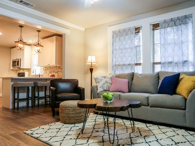 Photo for Absolutely Charming Schroeders, 2/2 Cottage, Sleeps up to 7, In Town!