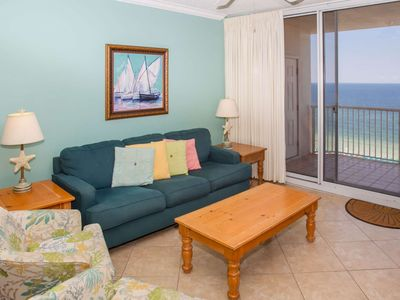 Photo for FREE GOLF, FISHING, DVD RENTALS, WATERVILLE AND ESCAPE ROOM TICKETS - The Beach Club Catalina 1407