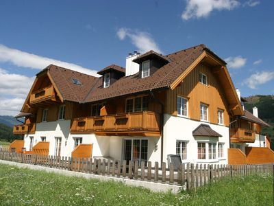 Photo for Comfortable appartment located at the edge of the village St. Margarethen.