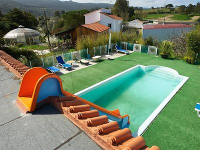 Photo for House 971 m from the center of Sintra with Parking, Terrace, Washing machine (381189)
