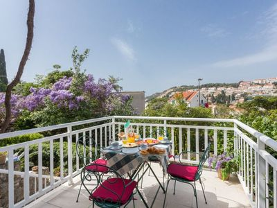 Photo for Holiday apartment Dubrovnik for 1 - 6 persons with 2 bedrooms - Holiday apartment