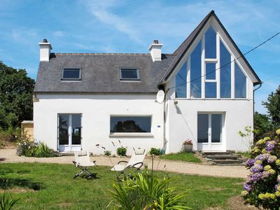 Photo for Vacation home in Locquirec, Finistère - 6 persons, 3 bedrooms