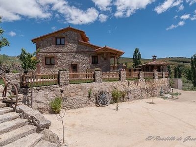 Photo for Rural house (full rental) El Rondillo de Gredos for 6 people