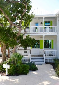 Photo for Little Basin Villas | KEY LIME VILLA 2 |WALK TO RESTAURANTS | POOL | SUNSETS |