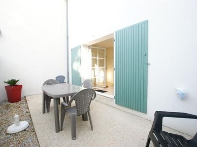Photo for 1BR Apartment Vacation Rental in SAINT MARTIN DE RE