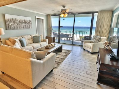 Photo for Watercrest 0307: 3  BR, 3  BA Condominium in Panama City Beach, Sleeps 10