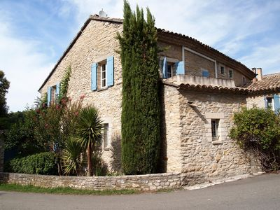 Photo for Authentic farmhouse in the heart of Provence