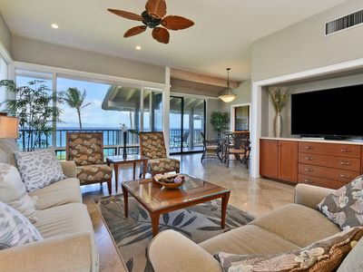 Photo for KBV 23B1 - Sensational Ocean Front Villa with Upgrades