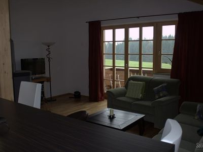 Photo for Holiday Apartment on the Saliterhof, With South Balcony, Garden and Alpine View; Parking Available, Pets Allowed