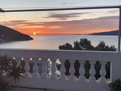 Photo for 2BR Apartment Vacation Rental in Poros
