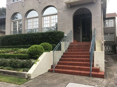 Photo for Beautiful Uptown apartment by Audubon Park, Tulane and Loyola Universities