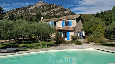 Photo for Mas 200 m2 between Cévennes and the Mediterranean
