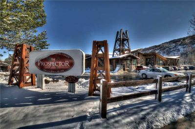 Prospector Condos Check-in and Conference Center - Official Venue of the Sundance Film Festival