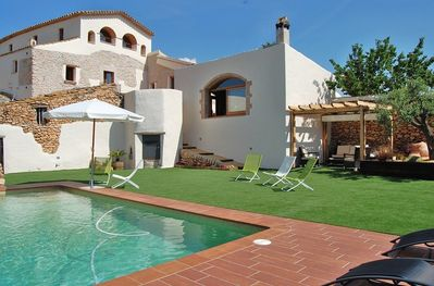 Masia Lagostea is a true dream of a holiday home