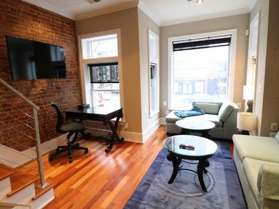 Photo for Vibrant U Street 2 BR Home - Next To Metro