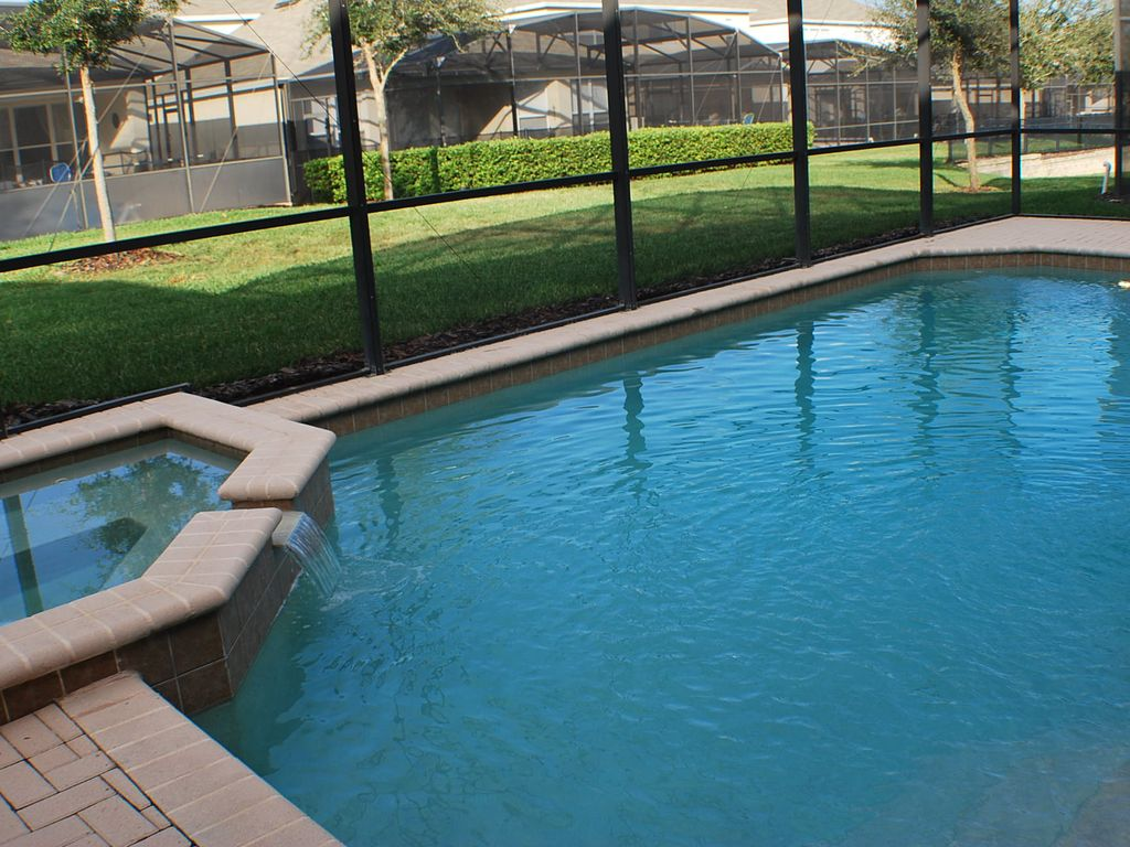 Beautiful 7 Bedroom Villa Private Pool At Windsor Hill Four Corners Central Florida Florida