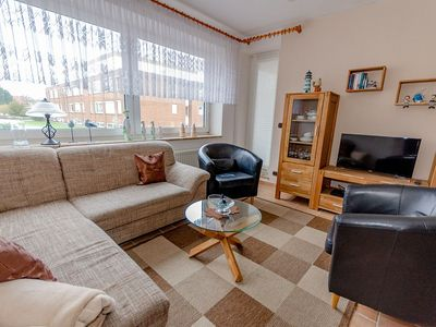 Photo for House Medemsand Apartment 202, no smoking, balcony, swimming pool and sauna