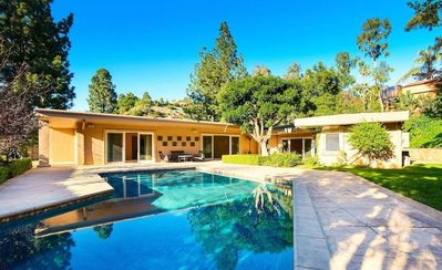 Photo for Beverly Hills Hillside Villa 4 Bed | 5.5 Bath | Pool