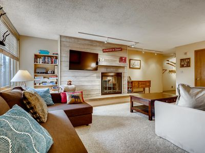 Photo for New Listing! Prime Location, Incredible Amenities w Hot Tub and Parking!