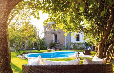 Photo for La Dimora1 2 bedrooms apartment with pool and garden in the center