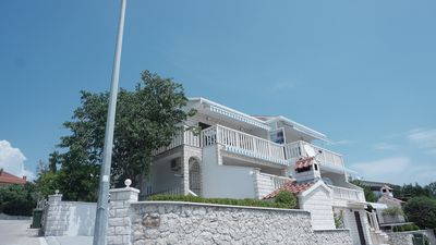 Photo for Holiday house with sea view and air conditioning